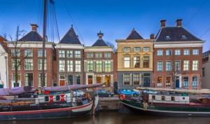 Canaux de Groningen