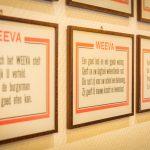 Restaurant WEEVA Groningen historie